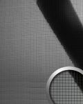Wandverkleidung Wandpaneel Metall WallFace 13805 M-Style Design Mosaik Dekor selbstklebend fashion grau | 0, 96 qm