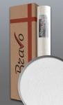 Barock Tapete EDEM 83008BR60 Vliestapete zum Überstreichen strukturiert mit Ornamenten matt weiß 1 Karton 4 Rollen 106 m2
