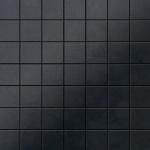 Mosaik Fliese massiv Metall Rohstahl gewalzt in grau 1, 6mm stark ALLOY Attica-RS 0, 85 m2