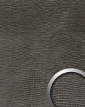 Wandpaneel Wandverkleidung Leder WallFace 14797 LEGUAN Design Blickfang Dekor selbstklebende Tapete schwarz | 2, 60 qm
