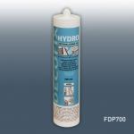 Montagekleber für Zierleisten im Außenbereich und Feuchträumen Orac Decor FDP700 Kleber DecoFix Hydro Kartusche 290 ml