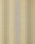 Streifen-Tapete EDEM 508-21 Hochwertige geprägte Tapete in Textiloptik und Metallic Effekt safran-gelb perl-gold silber 5, 33 m2