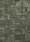 Präge Tapete Atlas STI-5101-5 Vliestapete geprägt in Lederoptik schimmernd braun schokoladen-braun blass-braun nuss-braun 7, 035 m2