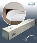 Orac Decor C990 AXXENT 1 Karton SET mit 10 Eckleisten Stuckleisten | 20m