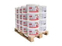 Haftgrund PROFHOME Decken Wand-Grundierung für Renoviervlies Malervlies Tapeten weiß ELF | 1 Pal. 400 Liter für 1920 qm