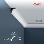 Zierleiste Profilleiste Orac Decor CX109 AXXENT Stuck Profil Eckleiste Wand Leiste Decken Leiste | 2 Meter