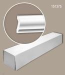 Profhome 151375 1 Karton SET mit 15 Wand- und Friesleisten Zierleisten Stuckleisten | 30 m