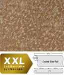 Uni Tapete EDEM 9011-35 Vliestapete geprägt in Spachteloptik glänzend braun bronze 10, 65 m2