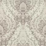 Barock Vliestapete FERUS 205-104 WILD Shabby chic fernöstlich creme-weiß grau-beige 5, 33 qm