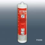 Montagekleber für Stoßstellen und Nahtverbindung innen und außen Orac Decor FX200 DecoFix Extra Kartusche 310 ml