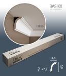 Orac Decor CB523 BASIXX 1 Karton SET mit 33 Stuckleisten | 66 m