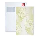 Tapeten MUSTER EDEM 030-Serie | Retro Design Blumen Tapete
