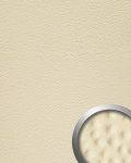 Wandpaneel Strauß Leder Luxus 3D WallFace 13401 OSTRICH Blickfang Dekor selbstklebend Tapete Verkleidung Creme | 2, 60 qm