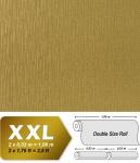 Geprägte Tapete Vliestapete EDEM 940-38 XXL Perlmuttglanz hochwertige 3D geprägte Struktur Goldgrün olive 10, 65 qm