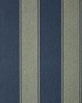 Streifen Tapete EDEM 753-37 Hochwertige Luxus Neo Barock Tapete geprägtes Streifen-Muster tief-blau platin gold