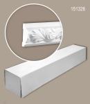 Profhome 151326 1 Karton SET mit 15 Wand- und Friesleisten Zierleisten Stuckleisten | 30 m