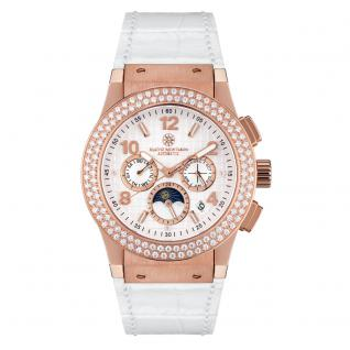 Mathis Montabon Noblesse Lady rosegold weiss MM-28
