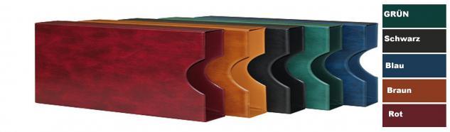 KOBRA G3K Schutzkassette - Kassette Grün Für die Alben G3 & GS4 & G9