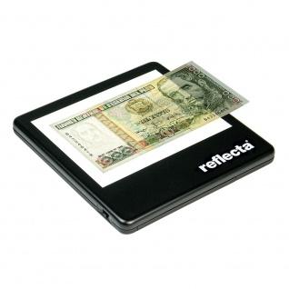 Lindner S10311 LED Leuchtplatte REFLECTA L130 Für Banknoten Briefmarken Dias
