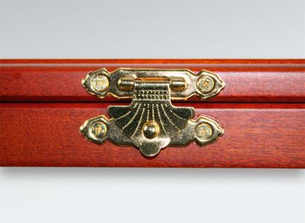 Safe 5906 Holz MÜnzvitrinen 6 X Komplette EuromÜnzen Kursmünzensätze Kms Von 1, 2, 5, 10, 20, 50 Cent 1, 2 Euro In Münzkapseln - Vorschau 3