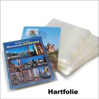 100 KOBRA T76 Postkartenhüllen Schutzhüllen Hüllen neue AK Postkarten Ansichtskarten Banknoten 107 x 150 mm