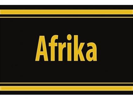 """1 x SAFE 1130 SIGNETTE Aufkleber selbstklebend """" Afrika """""""