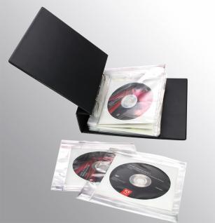 5 x SAFE 498 Ergänzungsblätter Sammelblätter für CD & DVD & Blue-Ray Für das SAFE Album 497 - Vorschau 2