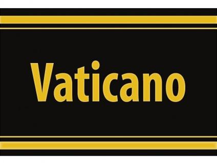 "1 x SAFE 1130 SIGNETTE Aufkleber selbstklebend "" Vaticano "" Vatikan"