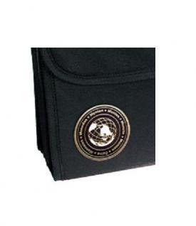 SAFE 196 Schwarze Nylon Münztasche Fächertasche COIN BAG mit 8 Fächern leer zum selbstbestücken - Vorschau 4