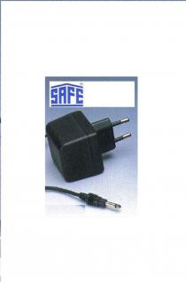 SAFE 9887 Adapter 220 - 240 V Volt für Signoscope T1 9886