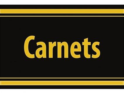 "1 x SAFE 1130 SIGNETTE Aufkleber selbstklebend Markenheftchen "" Carnets """