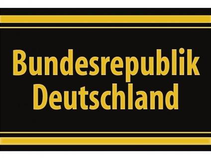 """1 x SAFE 1130 SIGNETTE Aufkleber selbstklebend """" Bundesrepublik Deutschland """""""