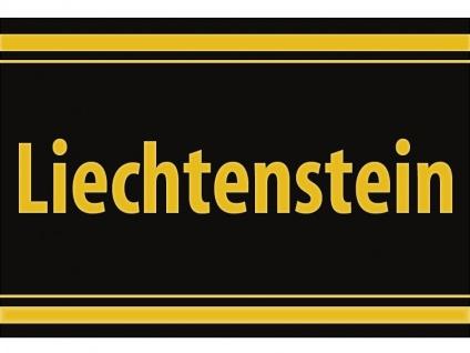 """1 x SAFE 1130 SIGNETTE Aufkleber selbstklebend """" Liechtenstein """""""
