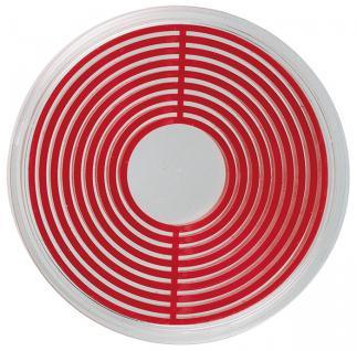 2 x LINDNER 2231P Münzenbox Kapseln Münzkapseln mit hellroten Inlett groß 16 - 51 mm - Vorschau 1
