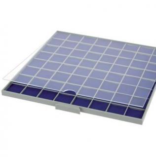 SAFE 6169 BEBA Glasklare 2 mm Plexiglas Abdeckscheiben für alle Schuber Schubladen Maxi Münzkasten