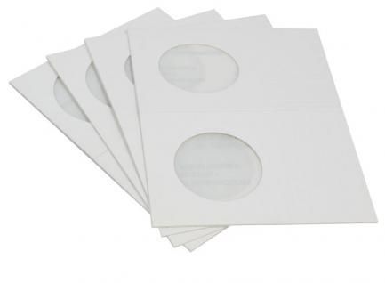 1000 x Lindner Rebeck Coin L 17, 5 - 39, 5 mm Münzrähmchen Coin Holder FREIE Auswahl - Vorschau 5