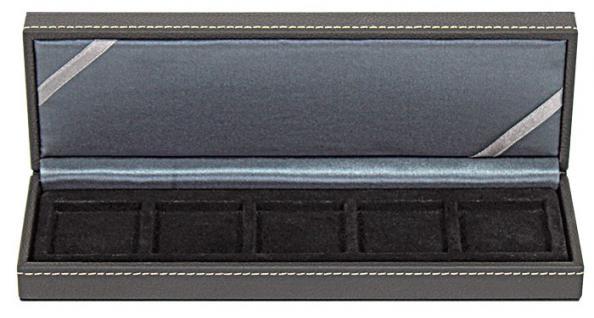 LINDNER 2362-5 Nera S Münzkassetten mit 5 Feldern für Münzen bis 40 mm & bis Münzkapseln 33 - 34 mm - Vorschau 2