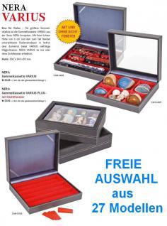 LINDNER 2368 NERA VARIUS Sammelkassetten Kassetten Setzkästen - 27 Modelle FREIE AUSWAHL - Vorschau 1
