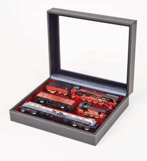 LINDNER 2369 NERA VARIUS PLUS Sammelkassetten Sammelvitrinen Münzvitrinen mit glasklarem Sichtfenster Kassetten Setzkästen Sammlerboxen 27 Modelle FREIE AUSWAHL - Vorschau 4