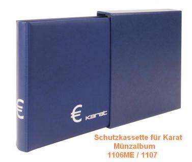 LINDNER 810D - B Kassette BLAU für Karat Münzalbum Euro CLASSIC 1106ME 1107 1608M 1608R 1117M 1117M2 1117 1118M 1118M2 1118R 1505 - Vorschau 2