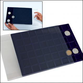 1 x SAFE 194 Schutzschuber Schutzdeckel Protector für alle gr Münztableaus von Lindner & SAFE