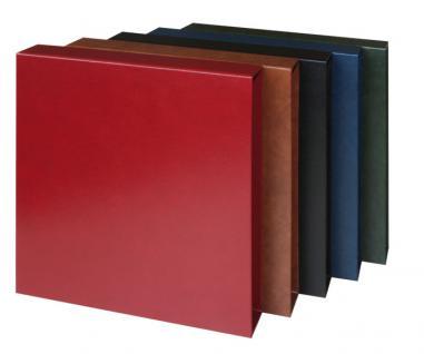 LINDNER 810CY - G Schutz-Kassette Grün für Album 1103MY 1103Y Penny - 1103E ETB -1103K Postkarten - Vorschau 2