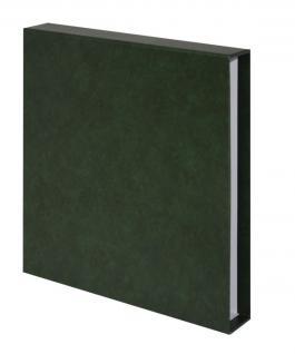 LINDNER 810CY - G Schutz-Kassette Grün für Album 1103MY 1103Y Penny - 1103E ETB -1103K Postkarten - Vorschau 1