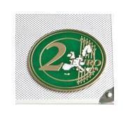 SAFE 174 PLUS ALU Münzkoffer 9 Tableaus 6326 für 315 Münzen bis 26 mm x 2 EURO Münzen Gedenkmünzen - Vorschau 3