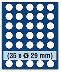 SAFE 231 - 6329 STANDARD ALU Münzkoffer Frankreich SMART mit 6 Tableaus für 10 Euro Frankreich der Regionen 2010 -2012 - Vorschau 3