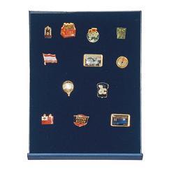 SAFE 232 - 6360 STANDARD ALU Sammelkoffer SMART Italien 6 Tableaus ohne Einteilung Pins Anstecknadeln Militaria Broschen - Vorschau 3