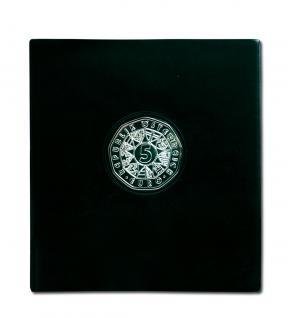 SAFE 7340/8 PREMIUM EURO MÜNZALBUM ÖSTERREICH 5 EURO Münzen (leer) zum selbst befüllen bestücken