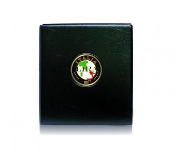 SAFE 7405 PREMIUM MÜNZALBUM ITALIEN - ITALIA - ITALY LIRA (leer) von der Lira bis zum Euro zum selbstgestalten bestücken - Vorschau 1