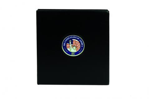 SAFE 7349 PREMIUM MÜNZALBUM USA (leer) zum selbst befüllen und bestücken