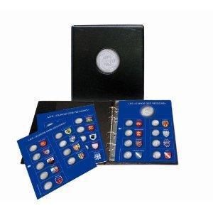 SAFE 7406 PREMIUM 10 EURO MÜNZALBUM FRANKREICH der Regionen FRANCE LES EUROS DES RÉGIONS Vordruckalbum 2010 - 2011 - 2012